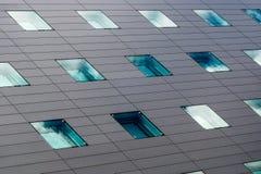 Prédio de escritórios da fachada Imagens de Stock