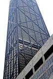 Prédio de escritórios de Chicago fotografia de stock royalty free