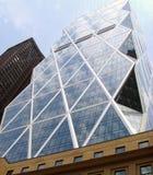 Prédio de escritórios de vidro Fotos de Stock Royalty Free