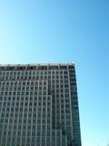 Prédio de escritórios do Highrise Foto de Stock Royalty Free
