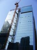 Highrise do escritório em Seoul Foto de Stock