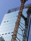 Highrise do escritório em Seoul Fotos de Stock Royalty Free