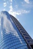 Prédio de escritórios e céu #1 Imagens de Stock