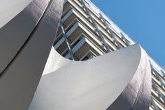 Prédio de escritórios em Berlim do centro Imagem de Stock Royalty Free