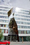 Prédio de escritórios de Ericsson em Kista Fotografia de Stock