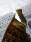 Prédio de escritórios de Ericsson em Kista Imagem de Stock