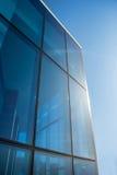 Prédio de escritórios Glassy imagens de stock royalty free