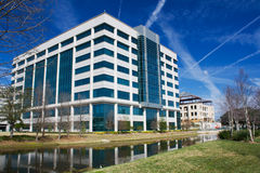 Prédio de escritórios moderno 3 Fotos de Stock