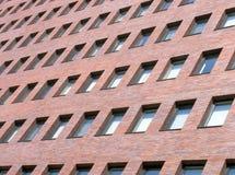Prédio de escritórios moderno do prédio de escritórios Fotografia de Stock Royalty Free