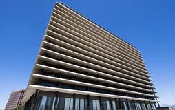 Prédio de escritórios moderno em Los Angeles foto de stock royalty free