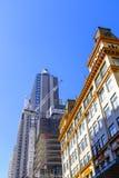 Prédio de escritórios moderno em Sydney do centro imagens de stock
