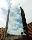 Prédio de escritórios na Venezuela de Caracas foto de stock
