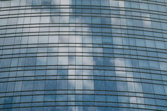 Prédio de escritórios Windows Fotografia de Stock Royalty Free