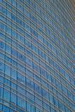 Prédio de escritórios Windows Imagem de Stock