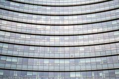 Prédio de escritórios Windows Fotos de Stock