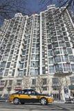 Prédios de apartamentos luxuosos, Pequim, China Foto de Stock Royalty Free
