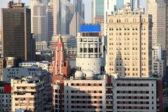 Prédios de escritórios Fotografia de Stock