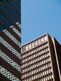 Prédios de escritórios Imagem de Stock Royalty Free