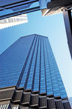 Prédios de escritórios Imagem de Stock