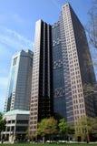 Prédios de escritórios modernos Fotografia de Stock