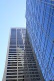 Prédios de escritórios de New York City Fotografia de Stock Royalty Free