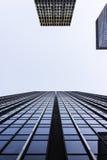 Prédios de escritórios, Park Avenue, New York City Imagens de Stock