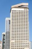Prédios de escritórios - Seattle Fotos de Stock