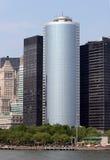 Prédios em NYC imagens de stock