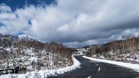 Préfecture d'Aomori, région de Tohoku, Japon Photographie stock