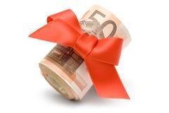 Prémio em dinheiro Imagens de Stock Royalty Free