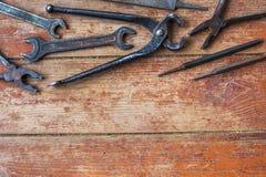 Préparation aux réparations à la maison Photo stock