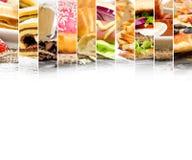 Préparation d'aliments de préparation rapide Photos stock