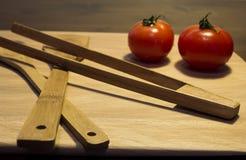 Préparation de dîner Image libre de droits