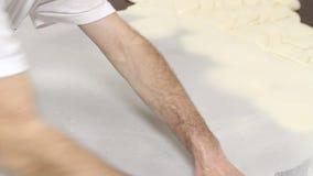 Préparation de pâte banque de vidéos