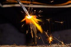 Préparation du métal 3 Images libres de droits