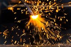 Préparation du métal 2 Images stock