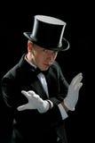 Préparation du magicien Photo libre de droits