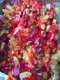 Préparation mexicaine de sucrerie de style Images stock