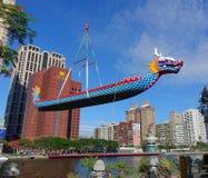 Préparation pour Dragon Boat Festival 2016 Images libres de droits