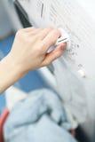 Préparation pour le lavage Photo libre de droits
