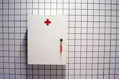 Préparations de secours Photo libre de droits