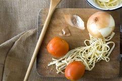 Préparez la cuisson Image stock