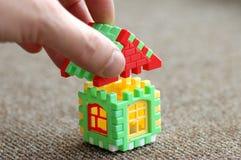 Préparez les affaires intenses de maison Image libre de droits