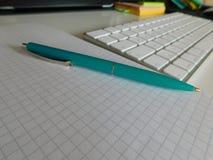 Préparez pour écrire ! Photo libre de droits