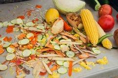 Préparez pour la salade Photo stock