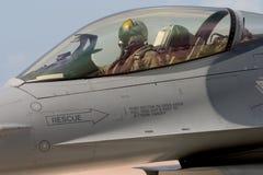 Préparez pour le décollage Image stock