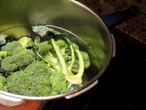 Préparez pour obtenir bouilli Photo stock