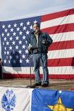 Préposé du service Vito Barbieri de l'Idaho. Image libre de droits