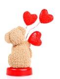Présent pour le jour de Valentines Images libres de droits