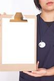Présentation médicale photographie stock libre de droits
